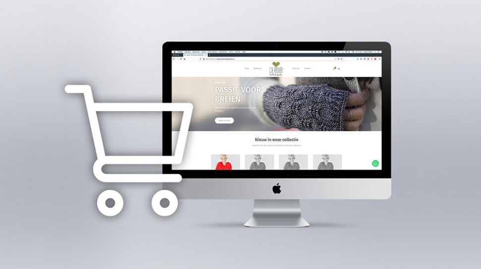 De Reuver knitted fashion webshop