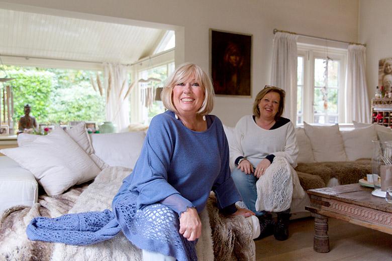 De Reuver knitted fashion Willeke Alberti